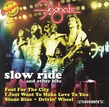 Foghat : Slow Ride CD (1997)