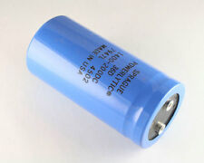 New 1400uF 200V Large Can Electrolytic Aluminum Capacitor mfd DC Powerlytic