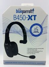VXi BlueParrott B450-XT Noise Cancelling Trucker Bluetooth Cell Phone Headset