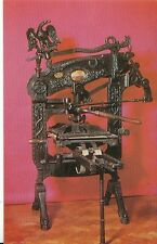 Museum Postcard - Columbian Press - First Developed in America  A9763