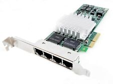 IBM 39Y6138  Intel PRO/1000 PT Quad Port PCI-e Adapter High Profile Bracket