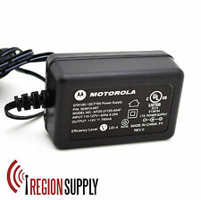 Motorola Power Supply Adapter Cord 12V 0.75A / +12V 750mA For DTA100, DCT700