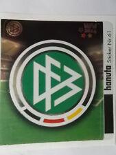 duplo/hanuta 61 WM 2014 Emblem DFB Deutschland