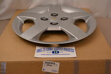 "2005 2006 2007 2008 Chevrolet Cobalt 15"" Silver 5-Spoke Wheel Cover Hub Cap OEM"