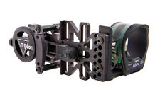 Trijicon BW50G-BL AccuPin Dual Illuminated Bow Sight Green Triangle AccuDial Mt