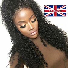 "360 lace frontal closure 100% human hair Brazilian  8"" curly"