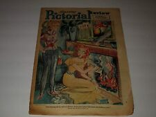 SUNDAY PICTORIAL REVIEW MAGAZINE-APRIL 1, 1951-MARILYN MONROE & MORE