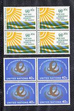 Naciones unidas Nueva York Energias Renovables año 1981 (CF-62)