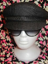 GENIE MELISSA Eugenia Kim NWT $140 size M gray wool newsboy hat cap  medium