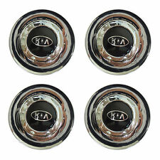 KIA OPTIMA 2001-2005 Genuine OEM Wheel Center Hub Caps 4EA 1Set