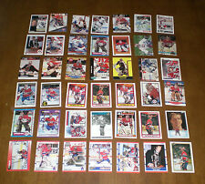 42 CANADIENS PATRICK ROY DIFFERENT HOCKEY CARDS