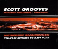 Scott Grooves - Mothership Reconnection (3 trk CD / Daft Punk Rmx / Listen)