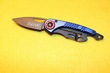 Fury Knife Folding Knives Money Clip Survival Multi Tool New Small Pocket