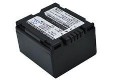BATTERIA agli ioni di litio per Panasonic nv-gs22eg-s nv-gs140eg-s Hitachi DZ-MV380 Series
