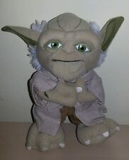 Peluche yoda star wars 20 cm guerre stellari idea regalo plush soft toys new
