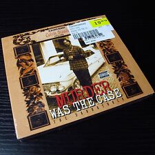 Murder Was The Case: Soundtrack by Snoop Doggy Dogg USA CD+DVD Sealed NEW #148