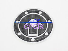 1X Fuel Gas Cap Pad Sticker For Kawasaki ZX6R 1994-1997 1995 1996