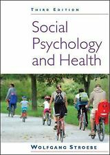 Social Psychology and Health (Mapping Social Psychology), Stroebe, Wolfgang