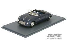 Waibel Porsche - Special Sport Cabriolet - blau - Baujahr 1948 - 1:43 Neo 46191