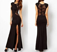 Hot 1PC women lady sexy outfits cocktail party evening beach long dresses Size M
