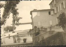 AIX PHOTO BATIMENTS CREPS ?? 1958
