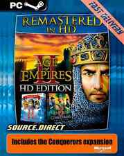Age of Empires II (2): HD Edition (PC)+ Conquerors Expansion Steam *NO CD*