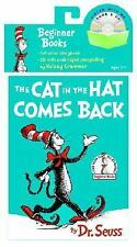 Book and CD: The Cat in the Hat Comes Back by Dr. Seuss (2006, Mixed Media)