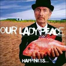 OUR LADY PEACE : HAPPINESS IS NOT A FISH THAT YOU CAN CATCH (CD) sealed