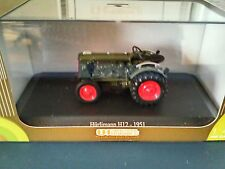TRACTEUR HURLIMANN H12 1/43 - MINIATURE COLLECTION UNIVERSAL HOBBIES 6052