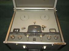 Vintage A122 Ampex Reel to Reel Tape Recorder Player USA Encased