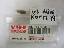New NOS Yamaha 1982-2011 SS440 BR250 Carburetor Main Jet 8A6-14516-00
