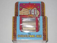 Wonderfool Treasure Box Magic Trick - Puzzle, Close Up Trick, Brain Teaser, EASY