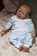 Reborn Baby Doll Lifelike Realistic Vinyl doll kit Karson *Phil Donnelly Babies*