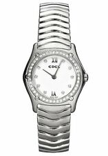 EBEL Classic Wave Diamond Ladies Watch 9090F24-0725 - BRAND NEW - RRP £3900