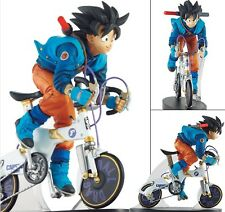 "MegaHouse Dragon Ball Z DESKTOP REAL McCOY Son Goku 02 ""F"" EDITION PVC Figure"