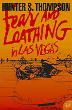 Fear and Loathing in Las Vegas - Harper Perennial Modern Classics Paperback Book