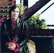 JACKSON BROWNE : THE NAKED RIDE HOME / CD - TOP-ZUSTAND