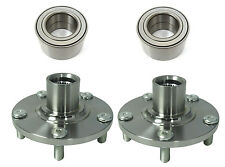 Wheel Hub and Bearing Assembly Set FRONT 831-81002 for Nissan Altima 2.5L 02-06