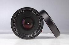Leica R 50mm f/2 Summicron 3 Cam Lens
