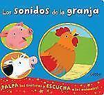 Los Sonidos de Los Animales: LOS SONIDOS DE LA GRANJA (2013, Hardcover)