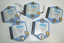 DGH Type T Thermocouple Lot of 5 -200C to 400C RS-485 Model# D1332 D1331