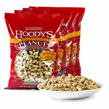 InShell Peanuts Roasted Salted 4pack FREE SHIPPING