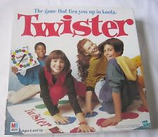 NOS Twister MB Hasbro The Game That Ties You Up In Knots Party Activity