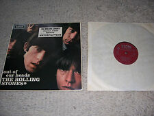 THE ROLLING STONES - LP: Out Of Our Heads (UK 1965)