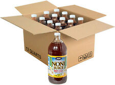 100% PURE HAWAIIAN NONI JUICE ~ GLASS BOTTLES 12 / 32 OZ