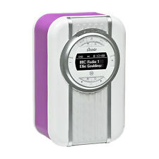 Viewquest Christie DAB+ FM Radio with NFC Bluetooth Speaker USB Radiant Orchid