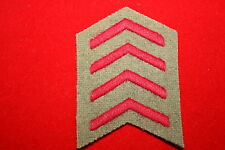 BRITISH ARMY WW2 WWII CLOTH OVERSEAS STRIPES X 4 EXCELLENT COPIES