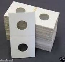 "100 U-DO-IT Holders #3 Quarters - 2""x 2"" Cardboard - Bundle of 100"