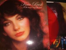 KATE BUSH   To The Waves and the Wild LP unplayed color vinyl
