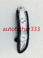 2198200621 Right Door Mirror Turn Signal Light For 07-10 Mercedes W211 W221 W219